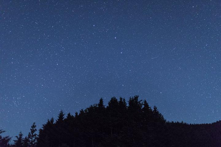星が見える女子寮