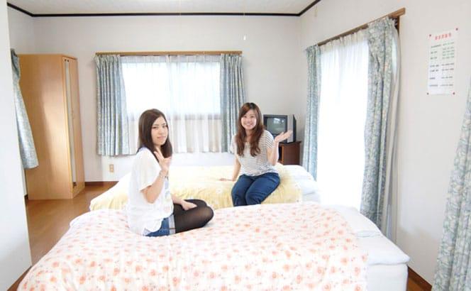 東九州自動車学校合宿免許女子寮