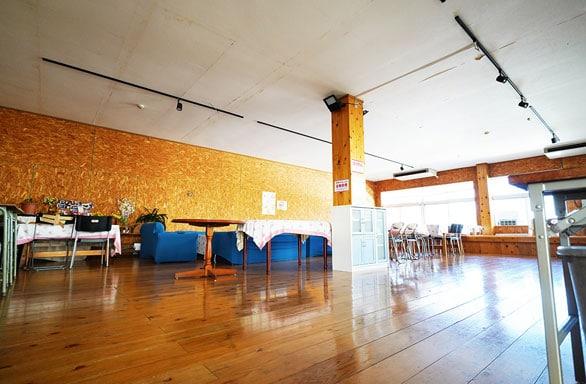 東九州自動車学校合宿寮食堂